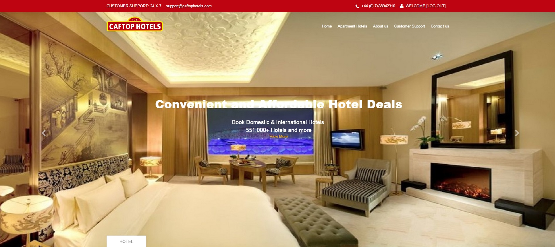 Search cheap hotels with KAYAK. Use the hotel finder to search for the cheapest hotel deal for all major destinations around the world. KAYAK searches hundreds of hotel booking sites to help you find hotels and book hotels that suit you best. Since KAYAK searches many hotel sites at once, you can find discount hotels quickly.