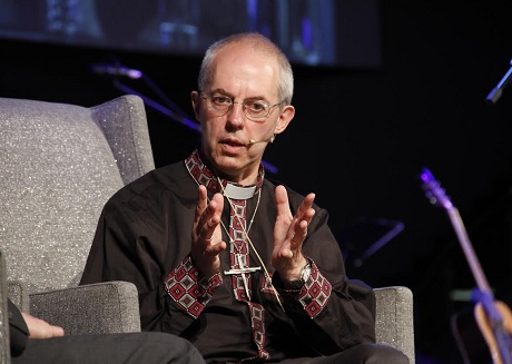 Justin Welby on food poverty report: Hunger a national 'tragedy'