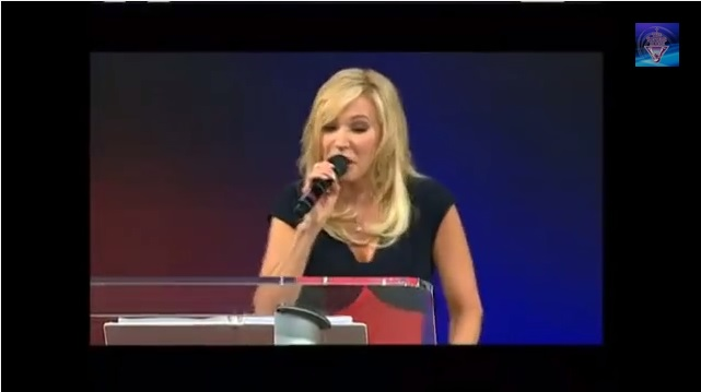 Paula white - you are back