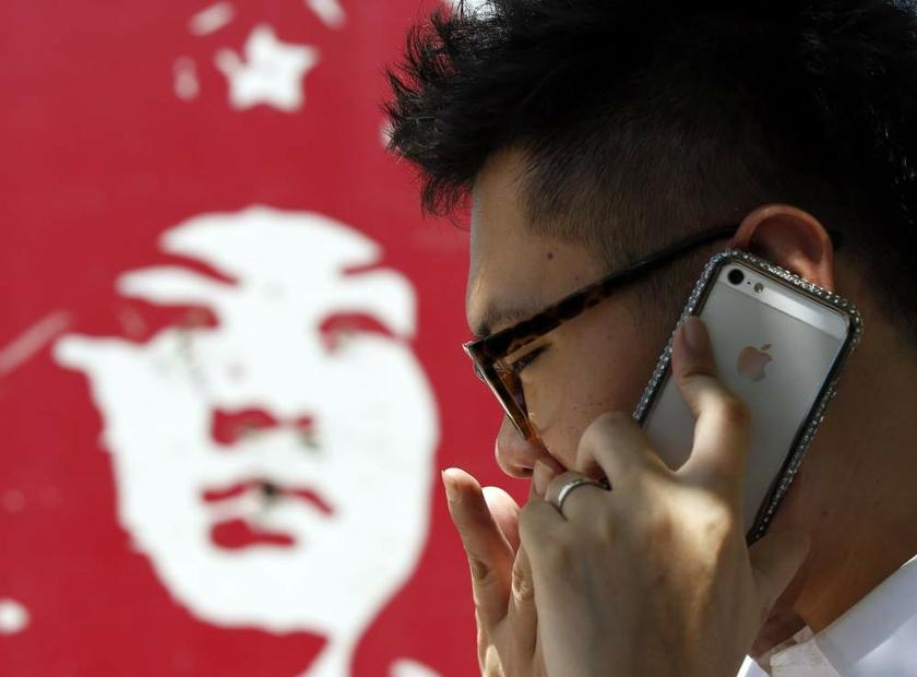 Apple in China Telecom deal moves data storage to China