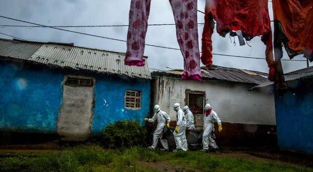 Missionaries Call for Intercessors to Draw a Blood Line Against Ebola