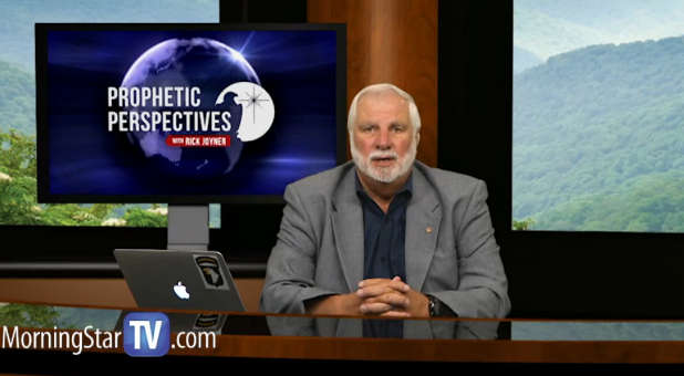 Rick Joyner Issues Urgent Warning: ISIS Coming to America as the 'Gate of Hell' Has Opened