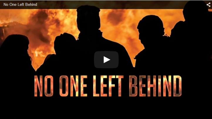 No One Left Behind | Christian Mail