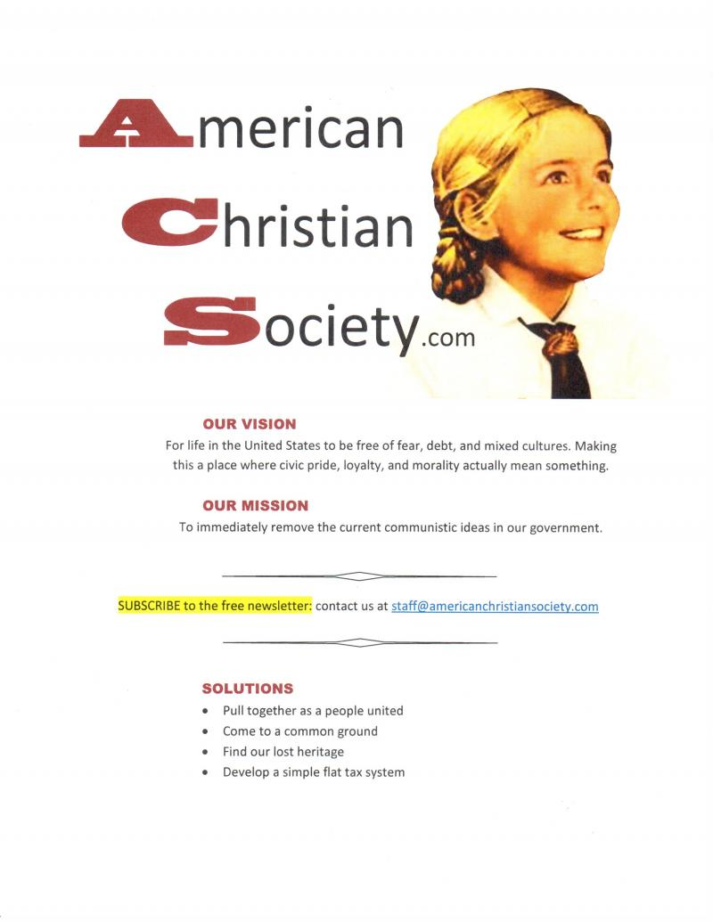 American Christian Society