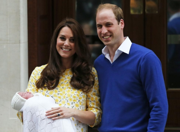 Royal Baby Name Revealed: Kate Middleton, Prince William Welcome Princess Charlotte