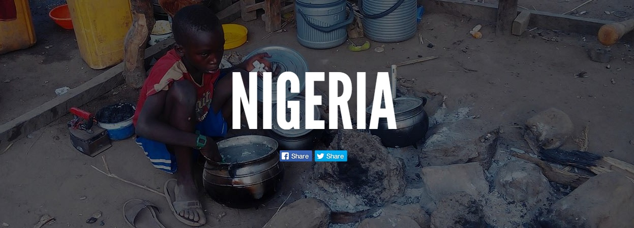 Nigeria - Tearfund | Life for people in central Nigeria has been tense and troubled