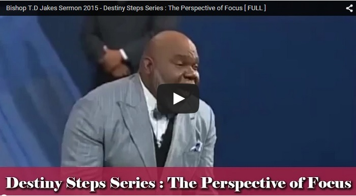 Focus by TD Jakes