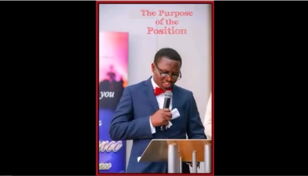 The Purpose of the Position