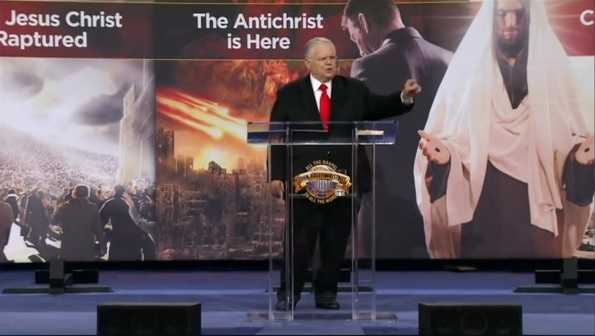 Cornerstone John Hagee 2015, Prophecy for Tomorrow The Antichrist is Here