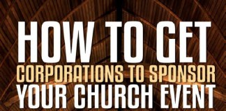 How to Get Corporations to Sponsor Your Church Events