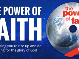 Power of Faith by David Hathaway