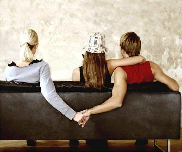 adultery - stop, think again