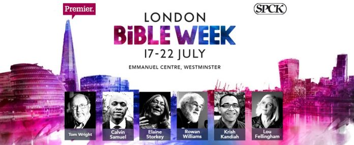 london bible week - christian mail