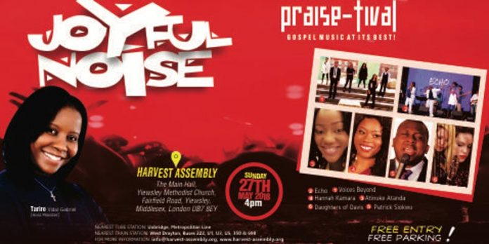 praise-tival by Harvest Assembly UK